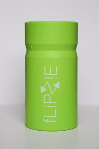 Green flipzie Product Color